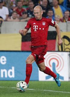Arjen Robben 2015