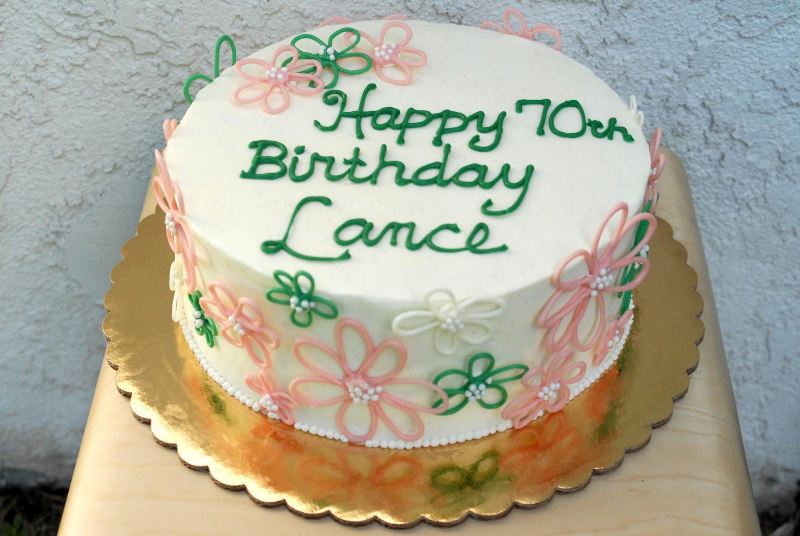 Happy Birthday Cake Jay Images ~ The changeable table dad s pistachio marble cake happy birthday