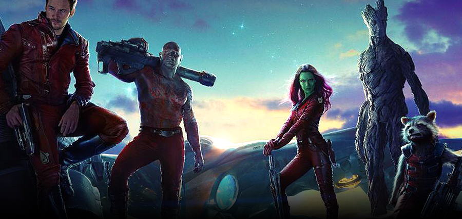 Clip Nou GUARDIANS OF THE GALAXY: Aventura Supremă A Eroilor Spaţiali De La Marvel