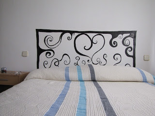 Cabecera de cama económica