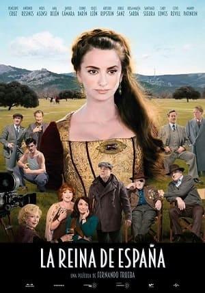 Filme A Rainha da Espanha 2017 Torrent