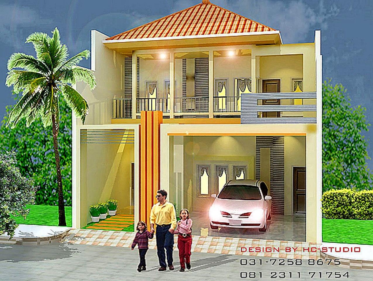 Wati Ferawati SMKN 1 Panyingkiran Rumah Minimalis Besutan Rumah