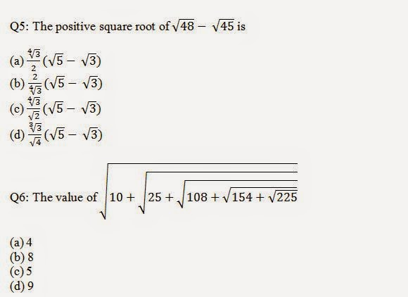 Square Root and Cube Root Problems with Solutions