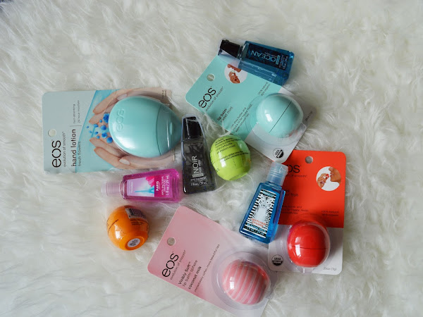 EOS mánia + Bath & Body Works