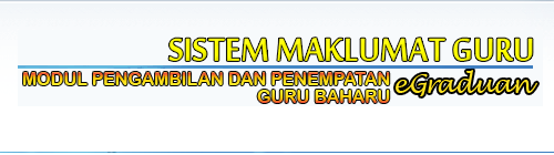 Semakan Penempatan Guru Baharu Lepasan Program PISMP Bil 2 2015