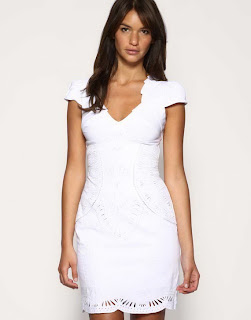 White Party Dresses Trends 2013
