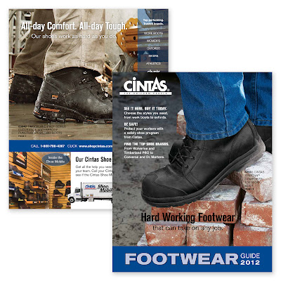 Cintas Footwear 2012 catalog