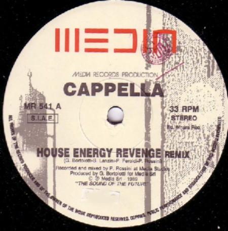 Cappella House Energy Revenge