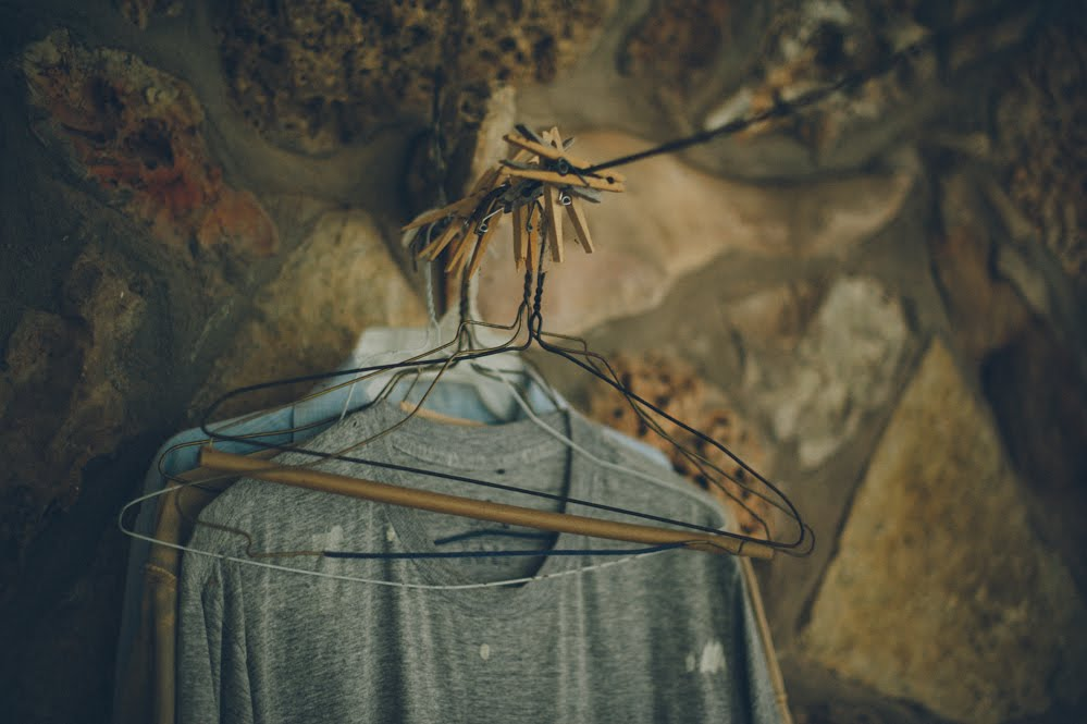 GREAT SCOTT!!! Ropa Usada Shopper Finds Historical Garment...