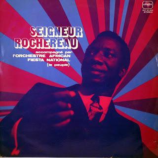 Rochereau & l'Orchestre African Fiesta National ( le Peuple )- Seigneur Rochereau, Sonafric 50 004