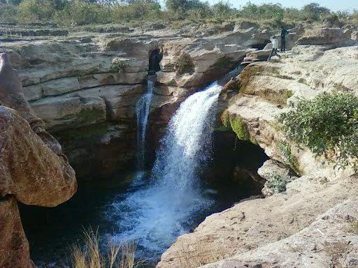 Zamzeer Waterfall image