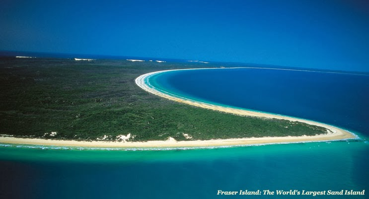 Fraser Island: The World's Largest Sand Island