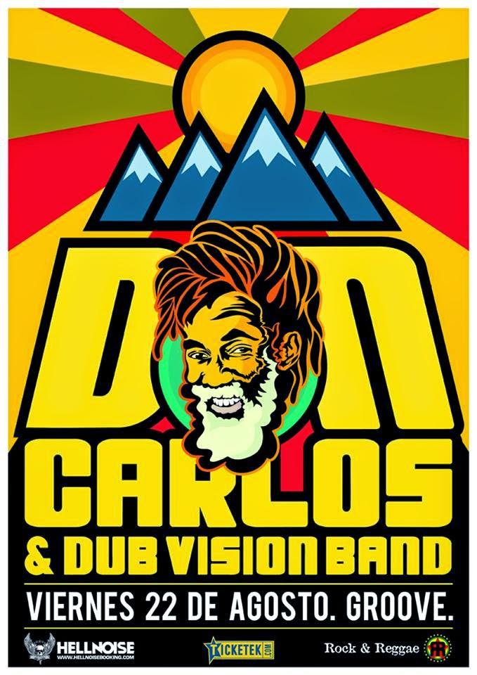 don carlos reggae en Groove