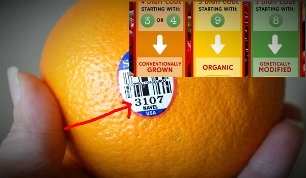 Be Careful And Pay Attention When You Buy Fruits-Here Is What The Fruit Labels Say About The Fruit