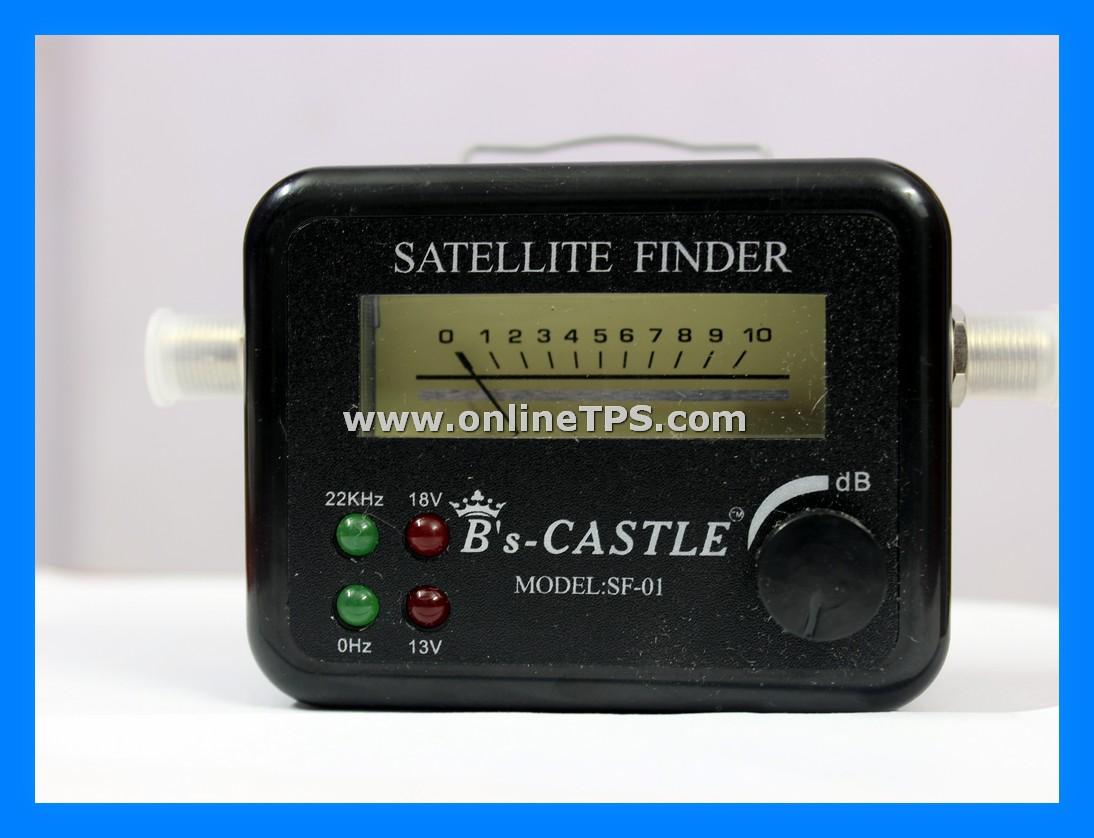 chips n boards satellite finder for dth. Black Bedroom Furniture Sets. Home Design Ideas