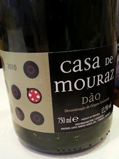 Casa de Mouraz – Dão Tinto 2010