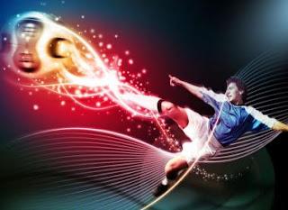 jogador, de, futebol, copa, do, mundo