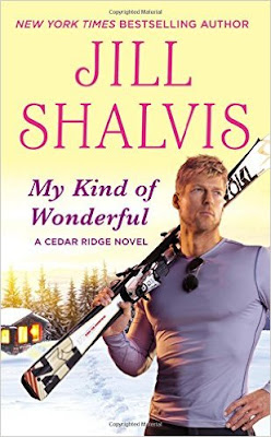 jill shalvis, my kind of wonderful, book review