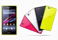 Sony Meluncurkan Xperia Z1 Mini