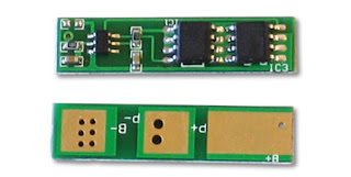 lithium-ion laptop battery, protection circuit
