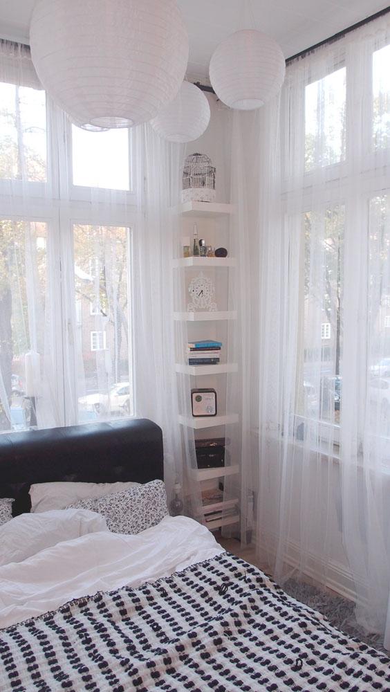 home interior wohnen white bedrom blogger fashionblogger masha sedgwick zuhause roomtour köln wohnung student style erste