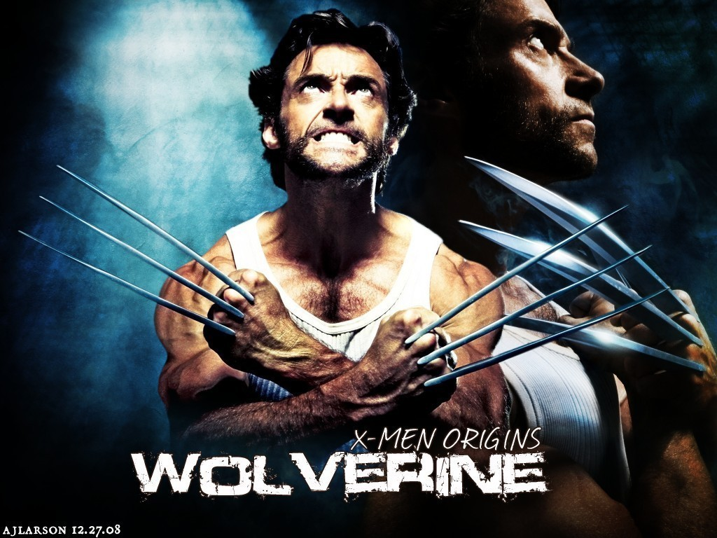 Free games and softwares: X-Men Origins: Wolverine Action ...