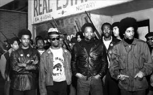 Black power advocates 1968 picture
