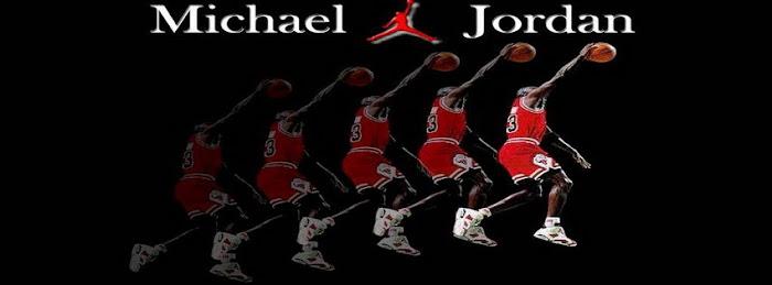 Fotor de Michael Jordan, biografia de facebook, portada timeline
