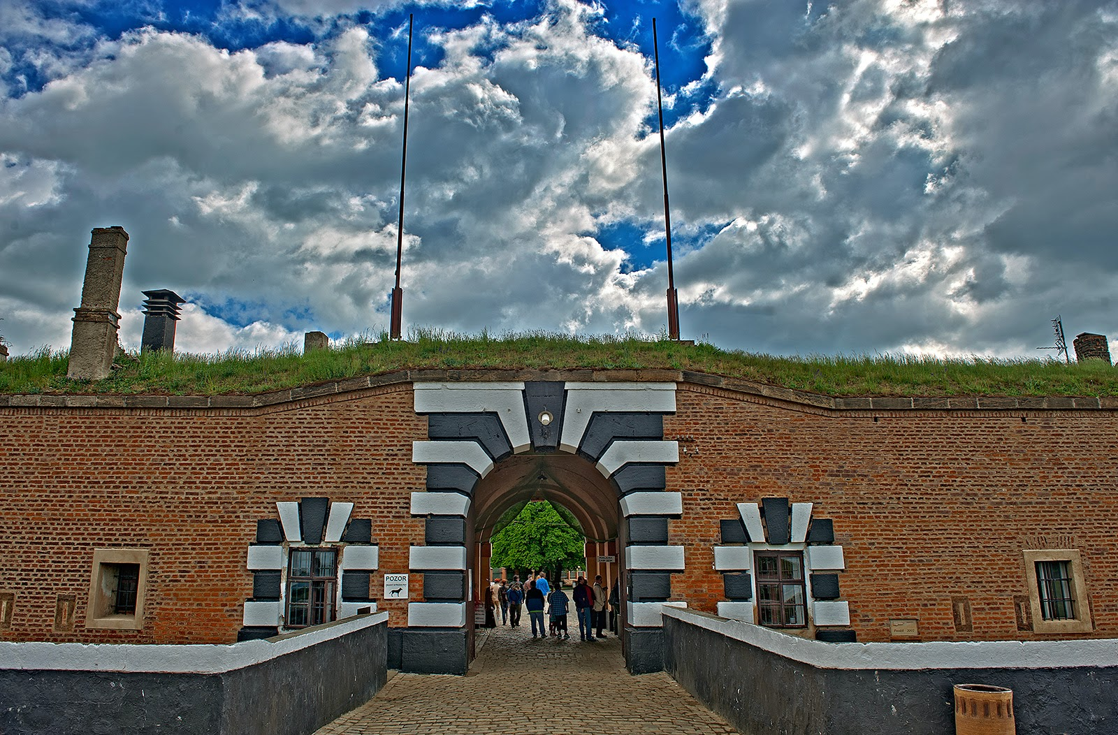 Terezin, Czech Republic, ghetto, concentration camp