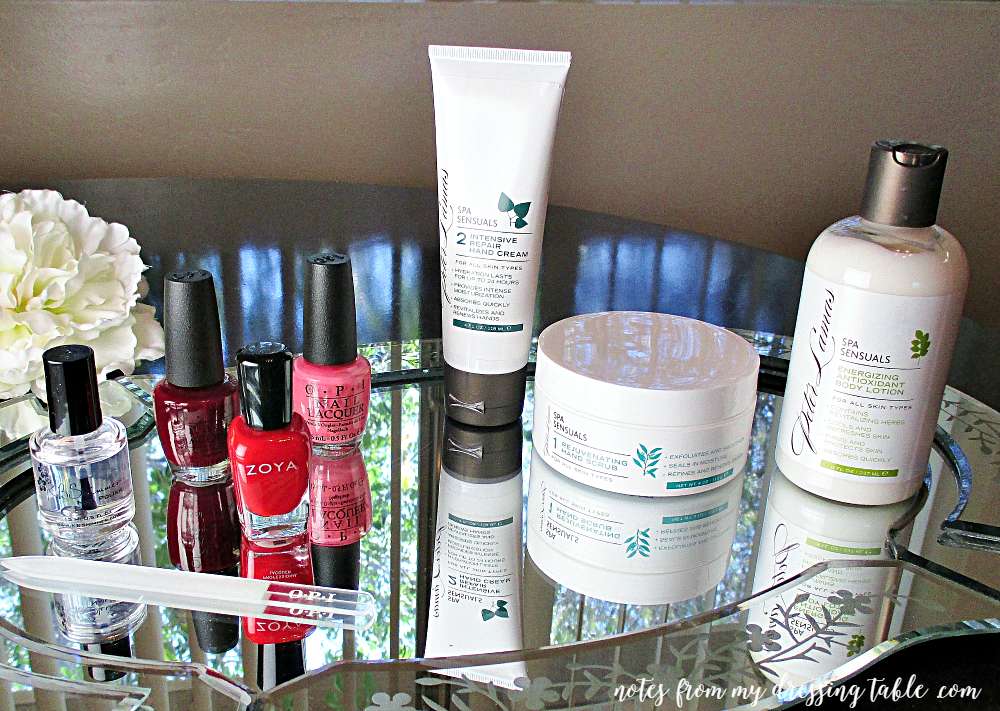 peter lamas spa sensuals hand and body care notesfrommydressingtable.com