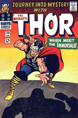 Journey Into Mystery #125, Thor vs Herculed