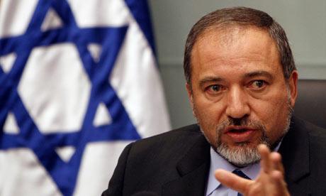 Lieberman: Abu Mázen vallásháborút szít