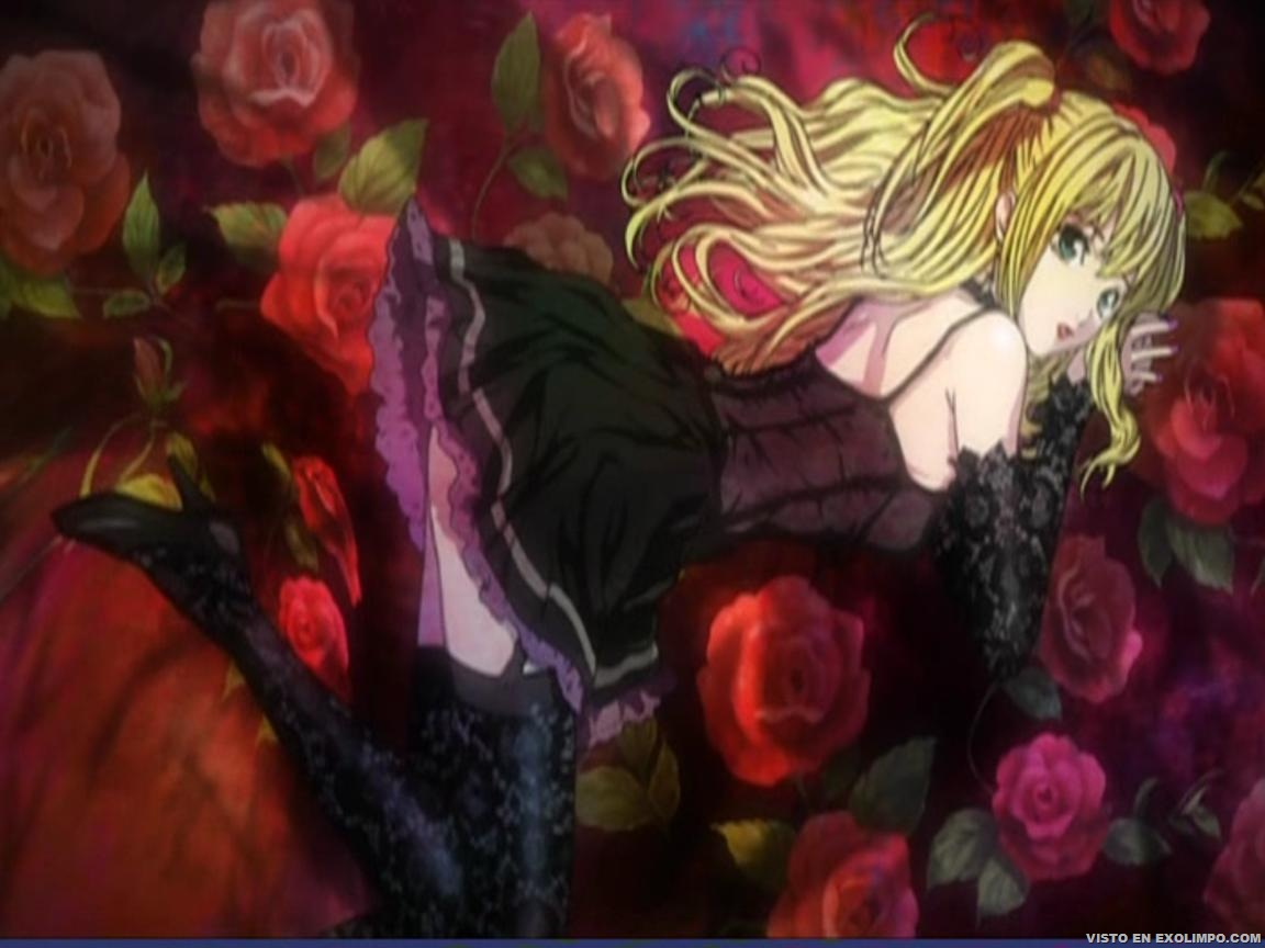 death note amane misa muerte anime