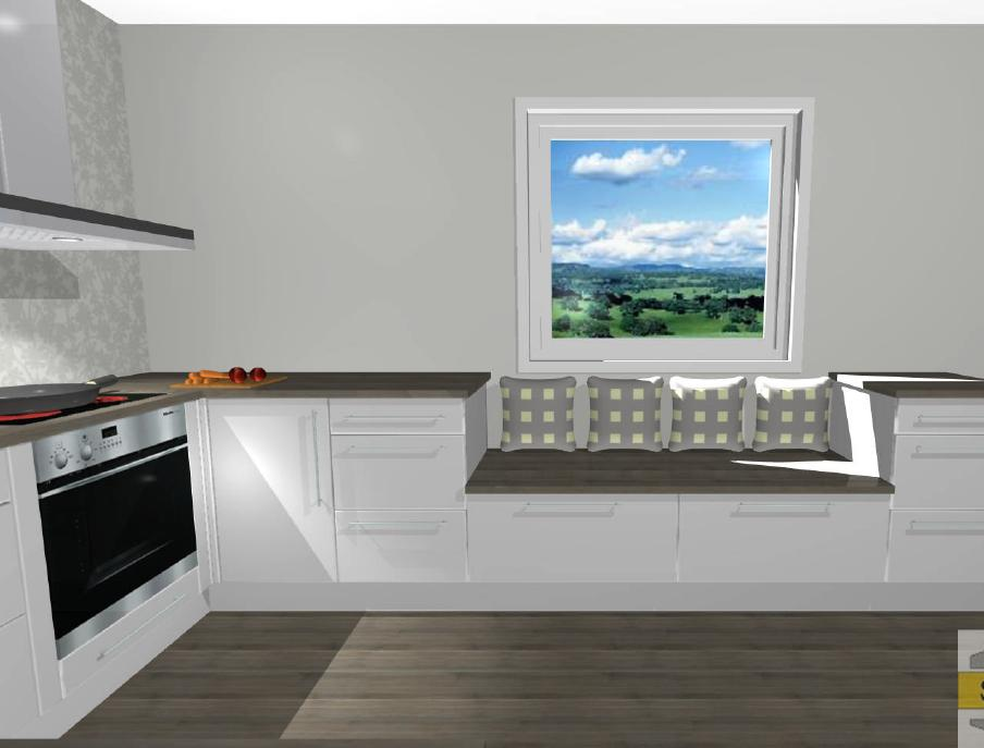 The rotevatns: kjøkkenplanar
