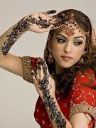 indian henna tattoos
