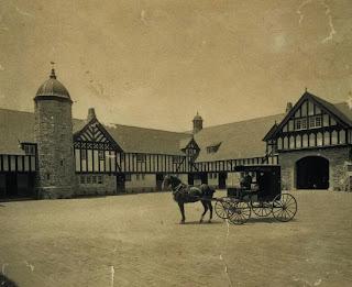 Cabrini College - The stables