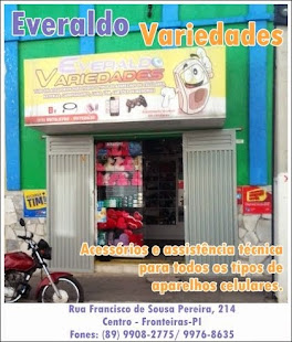 Everaldo Variedades
