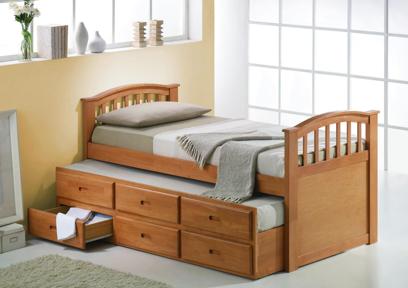design of wood single bed. Single Wood Bed  single wood bed