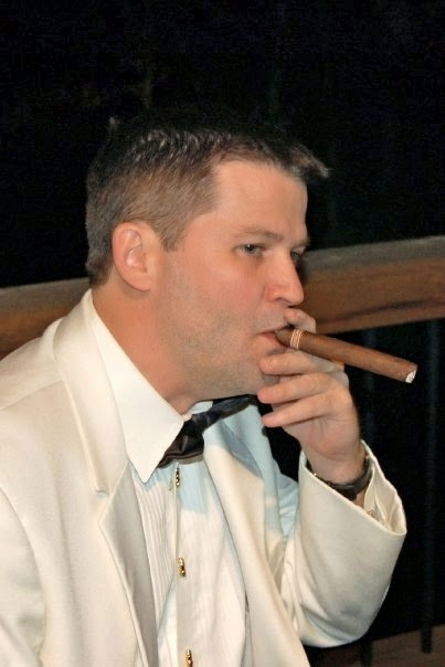 Michael S. Hodson - Go, See, Write - Cigar