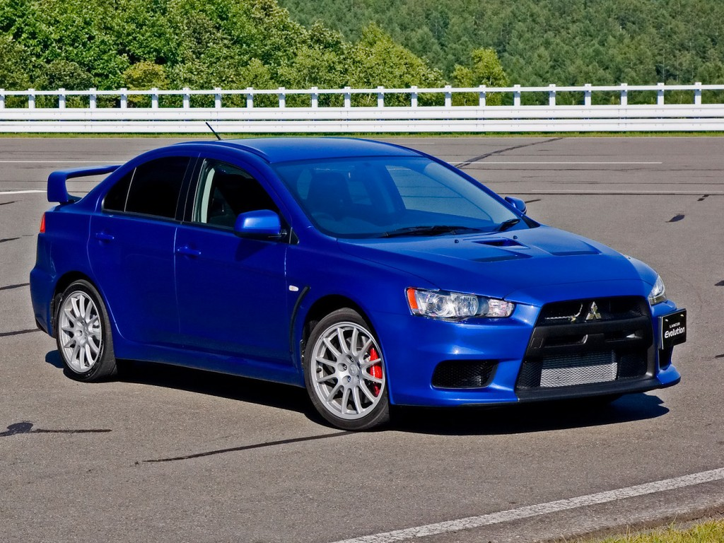 2013 Mitsubishi Lancer Automotive Todays