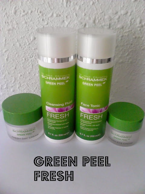 green peel fresh