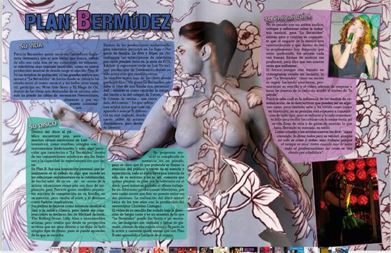 LA-BERMUDEZ-PLAN B-homenaje, patricia-bermudez-colombiana-artista-integral-actriz-cantante-revista-whats-up-portada-artic