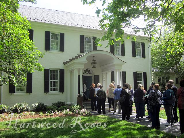 Hartwood Roses: Virginia Garden Week ... Fredericksburg Tour