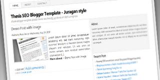 Download Template Blog Blogspot SEO Friendly