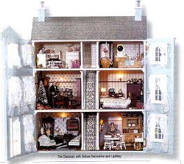 Casas de Muñecas Miniaturas comprar