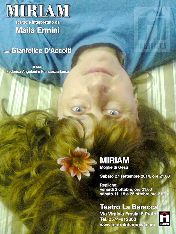 MIRIAM, moglie di Gesù