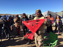 Dine' Stand with Standing Rock 'No DAPL'