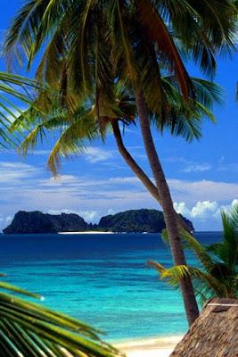 Pangulasianislandfro beach
