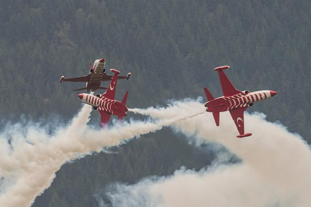 Turkish Stars F-5 vapor