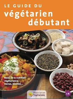 Télécharger le guide du végétarien débutant